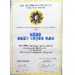 2003年越南18号国道法来大桥获 越南建筑工程高质量奖